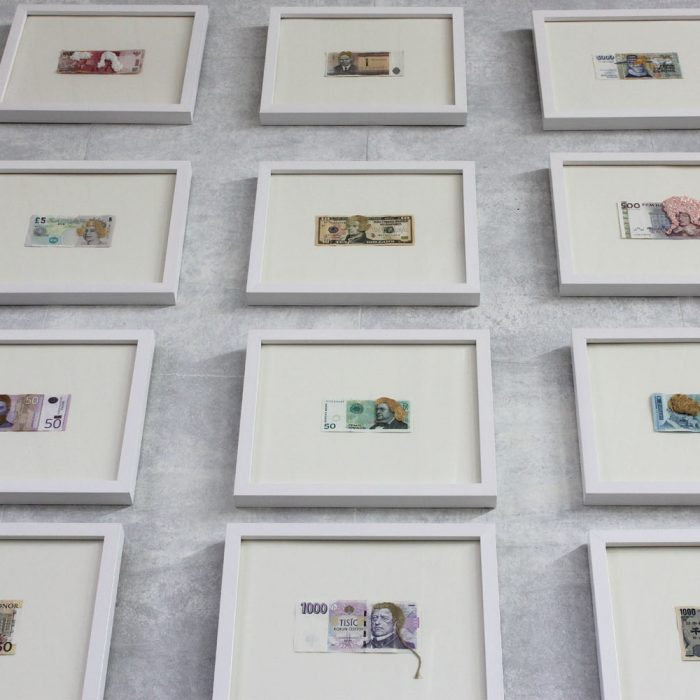 BANK NOTE SERIES 2014-2015